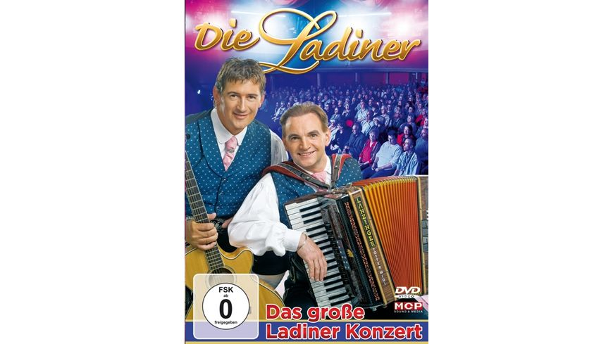 Das grosse Ladiner Konzert