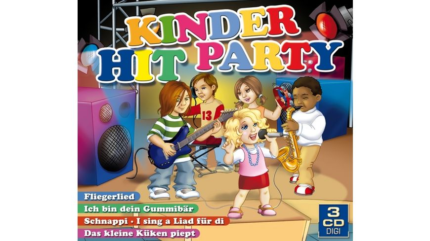 Kinder Hit Party