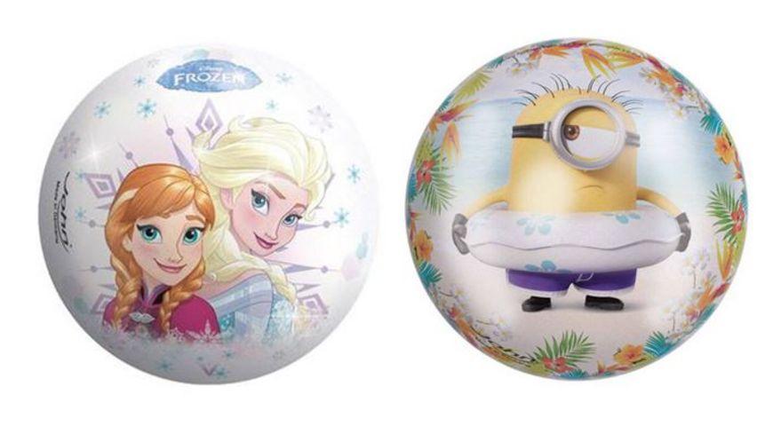 John Baelle Glitter Frozen Die Eiskoenigin Vinyl Spielball