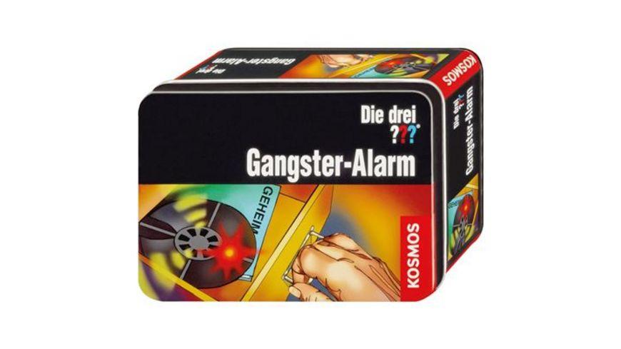 KOSMOS Die drei Gangster Alarm