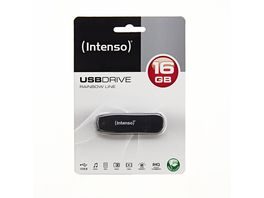 Intenso USB Stick 16GB Rainbow Line