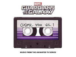 Guardians Of The Galaxy Cosmic Mix Vol 1