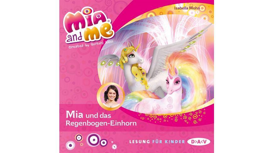 Mia and me Teil 21 Mia und das Regenbogen Einh