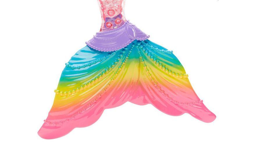 Mattel Barbie 4 Koenigreiche Barbie Regenbogenlicht Meerjungfrau