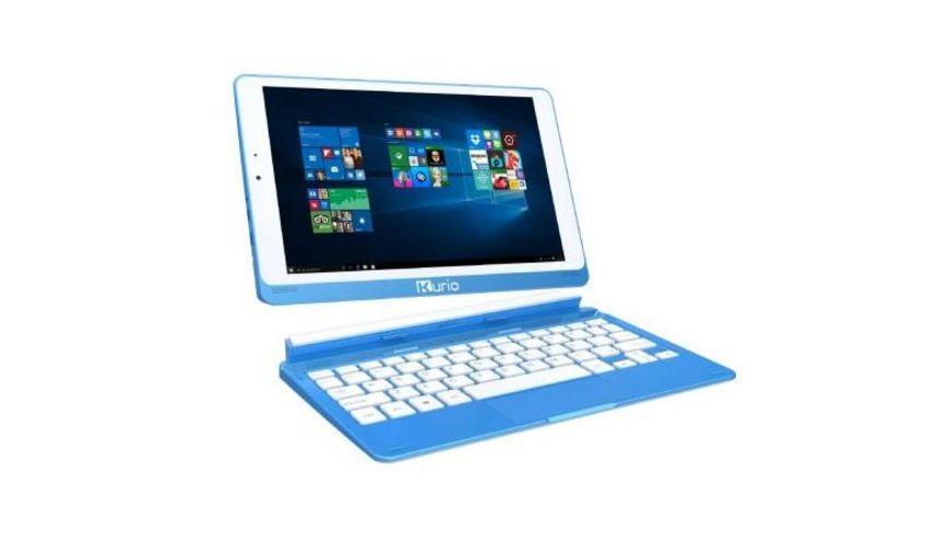Kurio Smart 2 in 1 Tablet und PC 32 GB Windows 10 8 9 Zoll Touchscreen