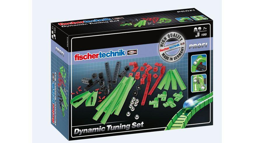 fischertechnik PROFI Dynamic Tuning Set