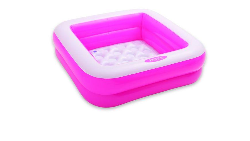 Intex Baby Pool PLAY BOX 85x85x23cm sortiert