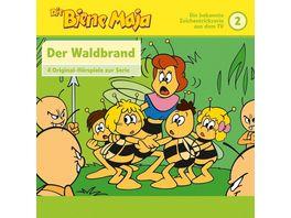 02 Der Waldbrand Willi Bei Den Ameisen