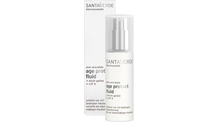 Santaverde age protect fluid