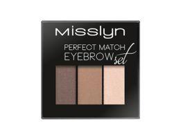Misslyn Perfect Match Eyebrow Set