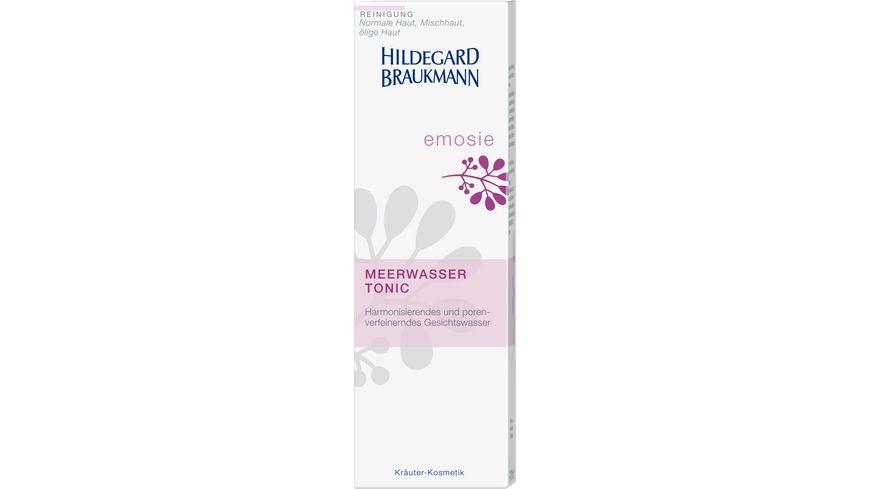 HILDEGARD BRAUKMANN emosie Meerwasser Tonic