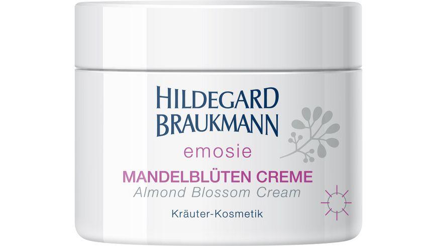 HILDEGARD BRAUKMANN Mandelblueten Creme
