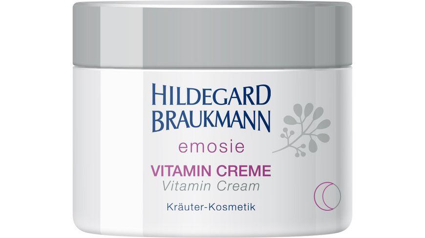 HILDEGARD BRAUKMANN emosie Vitamin Creme