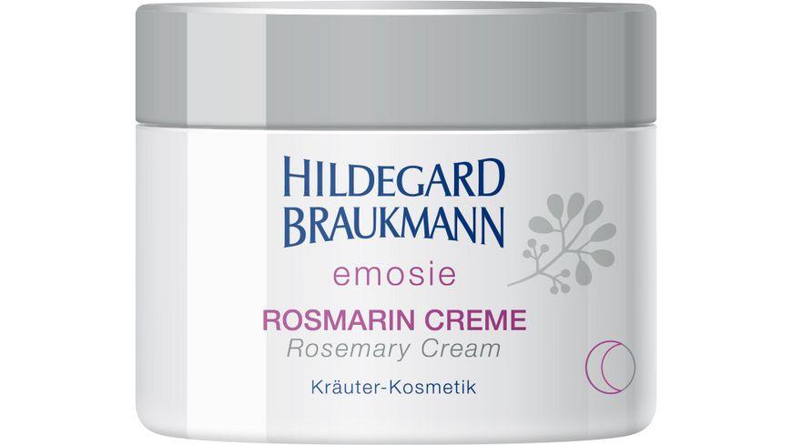 HILDEGARD BRAUKMANN emosie Rosmarin Creme