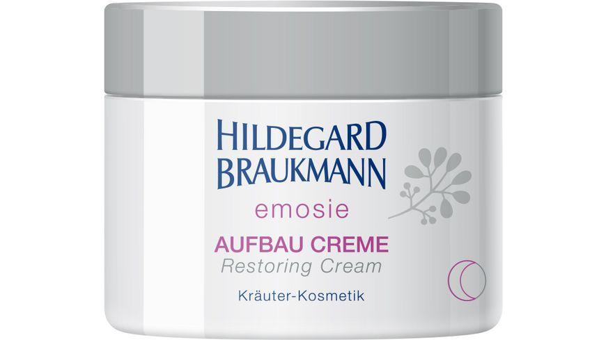 HILDEGARD BRAUKMANN emosie Aufbau Creme