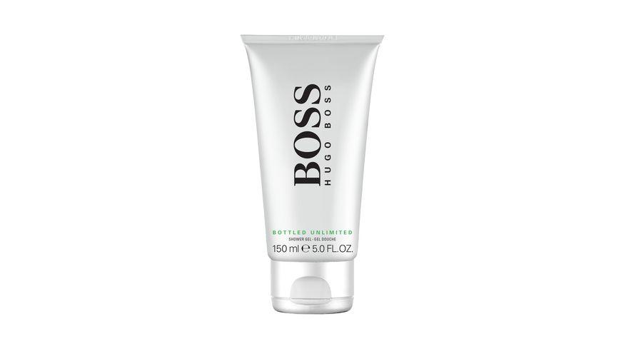 BOSS Bottled Unlimited Shower Gel