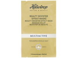 Heliotrop MULTIACTIVE Beauty Booster Effekt Maske