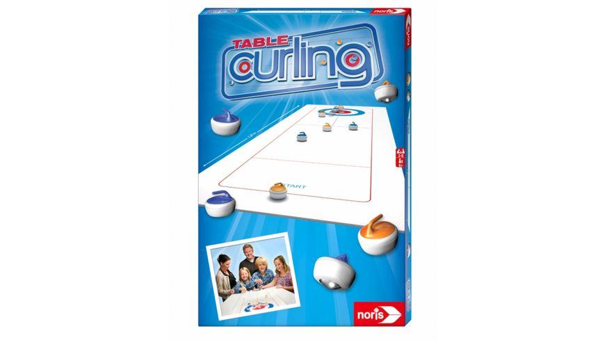Noris Spiele - Table Curling