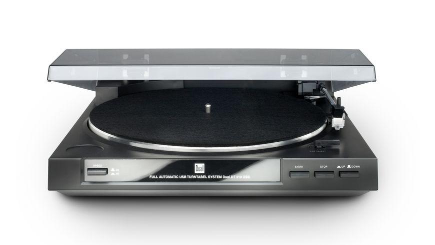 Dual Plattenspieler DT 210