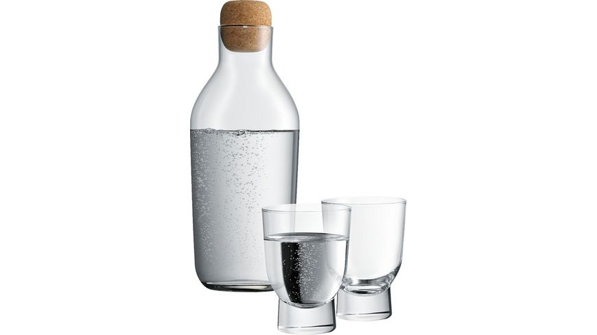 WMF Wasserkaraffe mit 2 Glaesern Taverno
