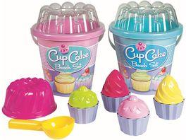 Simba Eimergarnitur Cup Cake sortiert