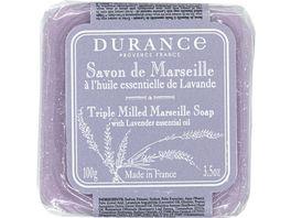 DURANCE Marseiller Seife Lavendeloel