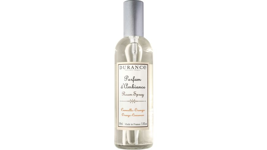 DURANCE Raumparfum Zimt Orange