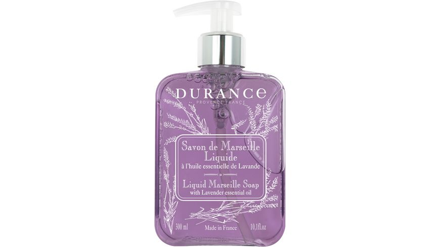 DURANCE Marseiller Fluessigseife Lavendeloel