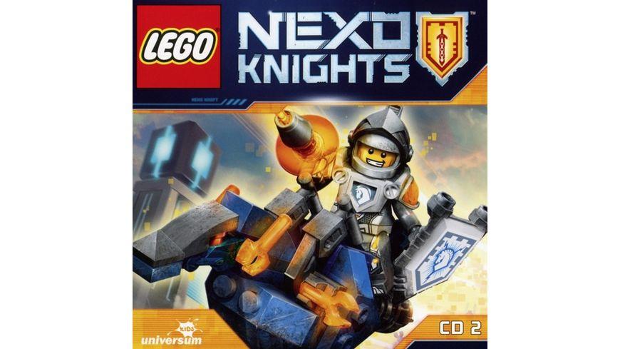 Lego Nexo Knights Hörspiel Folge 2