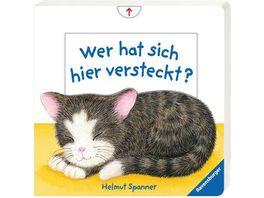Ravensburger Buch Wer hat sich hier versteckt