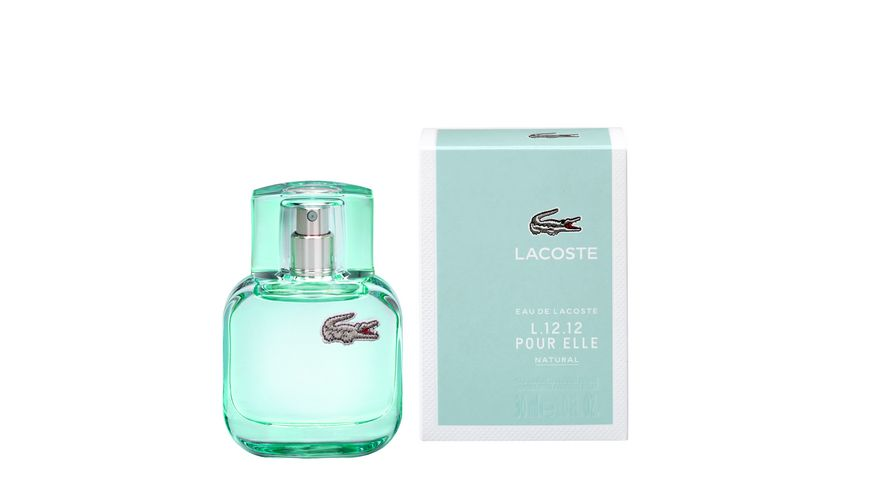 Eau de LACOSTE L 12 12 Pour Elle Natural Eau de Toilette Natural Spray
