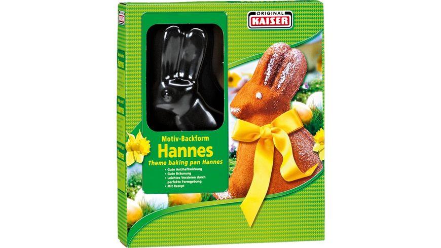 KAISER Motivbackform Hannes 0 5 l