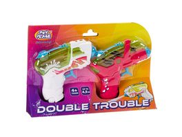 Mueller Toy Place 2 Wasserpistolen Double Trouble