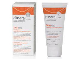 clineral SKINPRO Beruhigende Gesichts Feuchtigkeitscreme