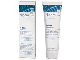clineral X ZEM Handcreme