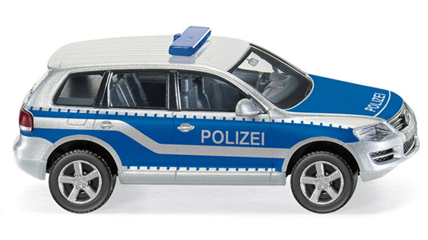 WIKING 010449 Polizei VW Touareg GP