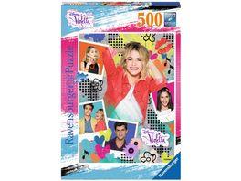 Ravensburger Puzzle Violettas Welt 500 Teile