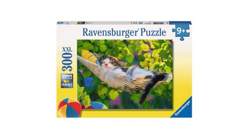 Ravensburger Puzzle Schlummerstuendchen 300 XXL Teile