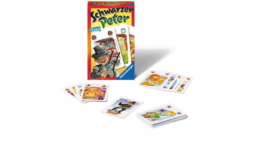 Ravensburger Spiel Mitbringspiele Schwarzer Peter