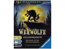 Ravensburger Spiel Werwoelfe Vollmondnacht