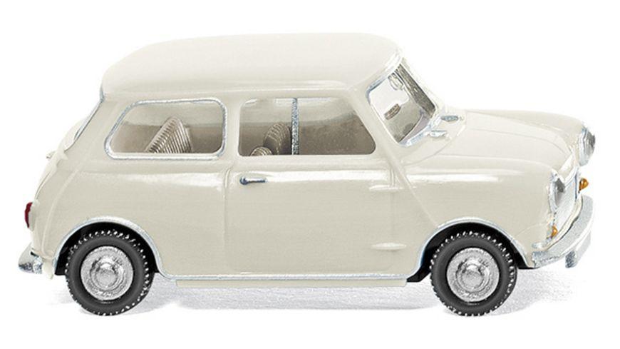WIKING 022602 Morris Mini Minor weiss
