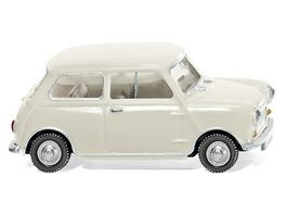 WIKING 022602 Morris Mini Minor weiss
