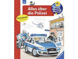 Wieso Weshalb Warum 22 Alles ueber die Polizei