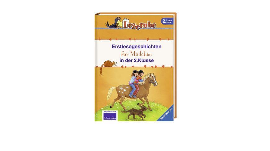 Ravensburger - Erstlesegeschichten für Mädchen in der 2. Klasse