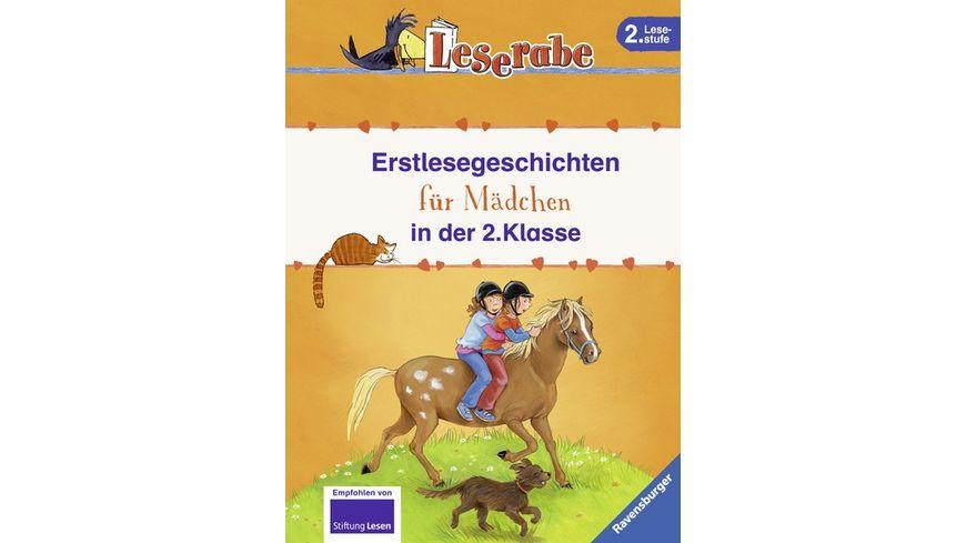 Ravensburger Leserabe Erstlesegeschichten fuer Maedchen in der 2 Klasse