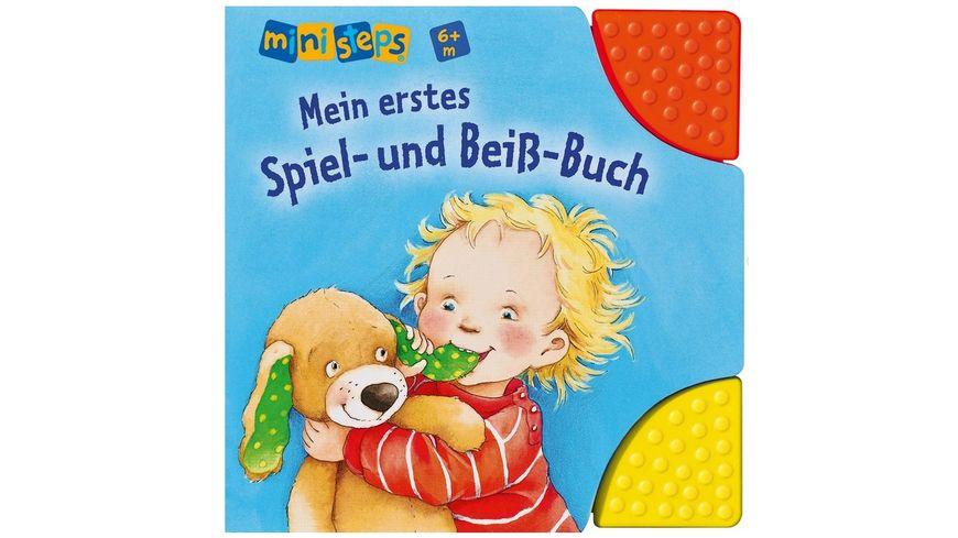 Ravensburger ministeps  Mein erstes Spiel- und Beißbuch