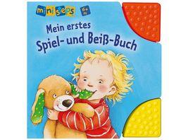 Ravensburger Buch ministeps Mein erstes Spiel und Beissbuch
