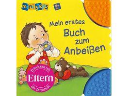 Ravensburger Buch ministeps Mein erstes Buch zum Anbeissen zurueck