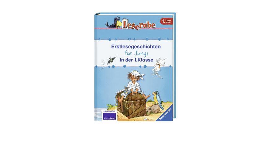 Ravensburger Leserabe Erstlesegeschichten fuer Jungs in der 1 Klasse