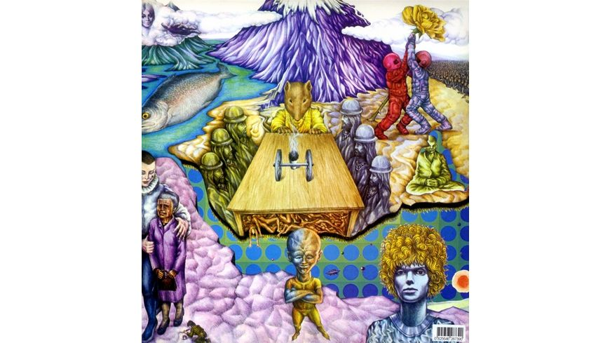 David Bowie Aka Space Oddity Remastered2015